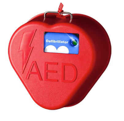 HeartStation AED cabinets & accessibility products